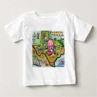 Austin TX Baby T-Shirt