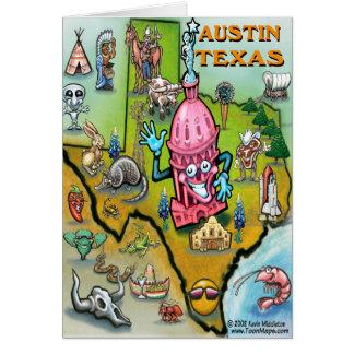 Austin TX Card