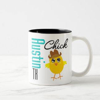Austin TX Chick-2 Mug