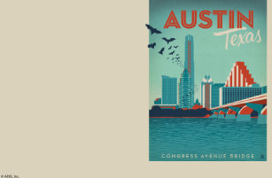 Austin Texas Travel In Style Passport Holders Covers Zazzle