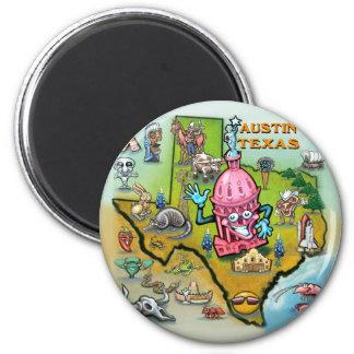 Austin TX Magnet