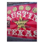 Austin, TX Postales