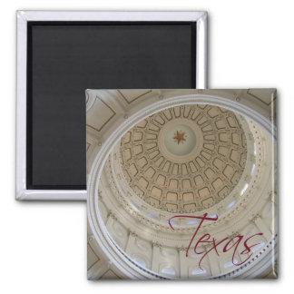 Austin TX-State Capitol Rotunda Magnet