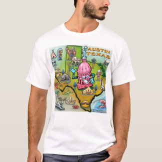 Austin TX T-Shirt