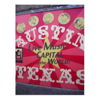 Austin, TX Tarjetas Postales