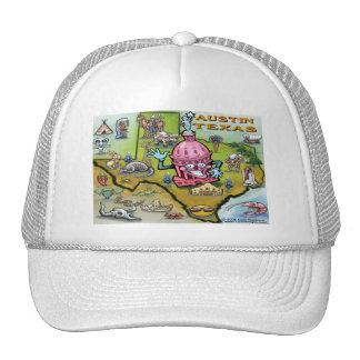 Austin TX Trucker Hat