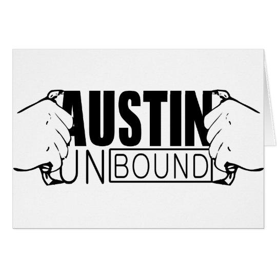 Austin Unbound - Logo Card