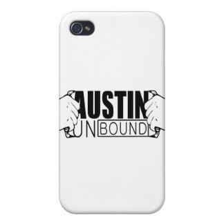 Austin Unbound Logo iPhone 4 Case