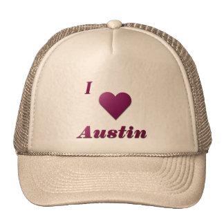 Austin -- Vino Gorro De Camionero