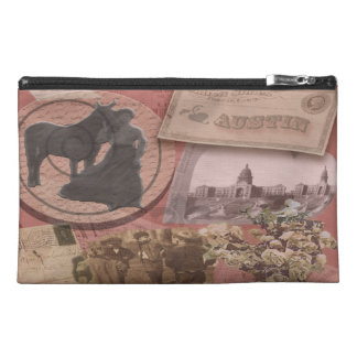 Austin Vintage Bridesmaid gifts Travel Accessory Bags
