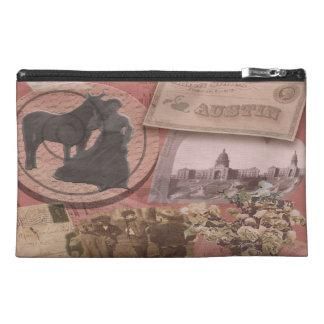 Austin Vintage Bridesmaid gifts Travel Accessory Bag