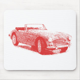 AustinH 3000 streaked Mouse Pad