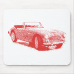AustinH 3000 streaked Mouse Pads