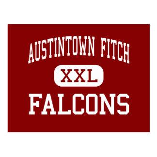 Austintown Fitch - Falcons - alto - Austintown Postales
