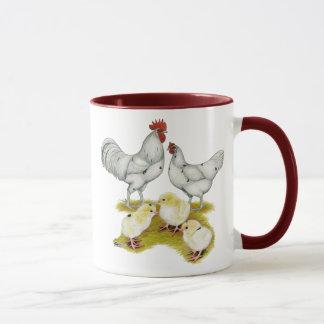 Austra White Family Mug