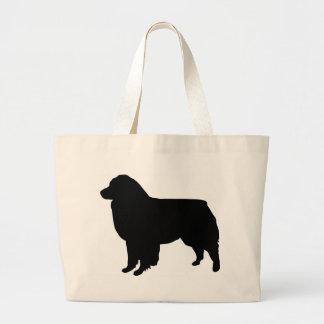 Austrailan Shepherd Gear Large Tote Bag