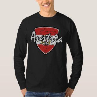 Austrain flag shirt