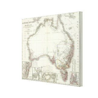 Austral-Continente Lona Estirada Galerias
