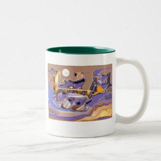 Austral Two-Tone Coffee Mug