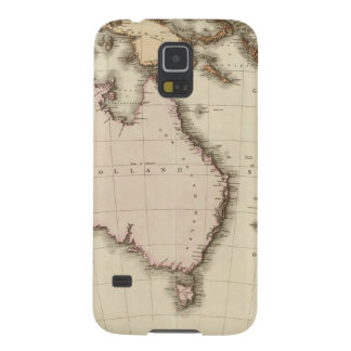 Australasia Cases For Galaxy S5