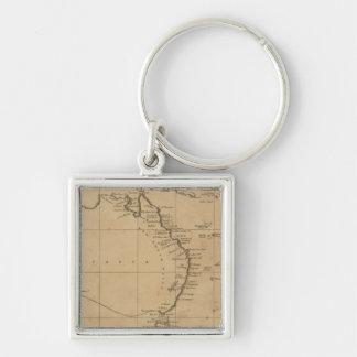 Australasia Key Chain