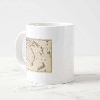 Australasia Taza De Café Gigante