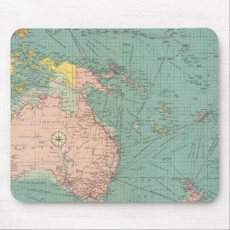 Australasian, Polynesian ports Mouse Pad