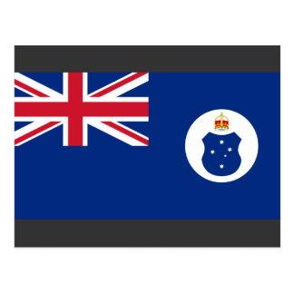 Australasian team, Australia Postcard