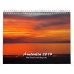 Australia 2014 calendarios