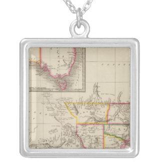 Australia 2 custom necklace