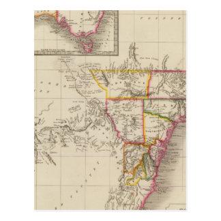 Australia 2 tarjetas postales