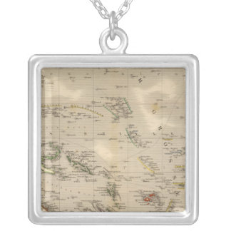 Australia 4 silver plated necklace