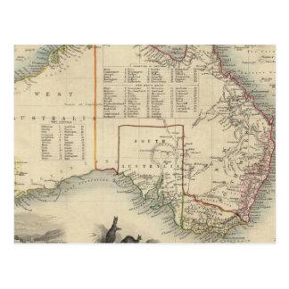 Australia 5 postales