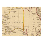 Australia 7 tarjeta postal