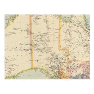 Australia 7 tarjetas postales