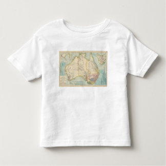 Australia 7 toddler t-shirt