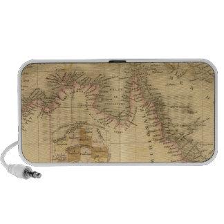 Australia 8 notebook altavoces