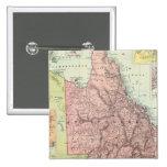 Australia 8 pin cuadrado
