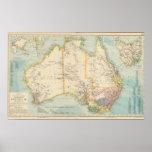 Australia 8 posters