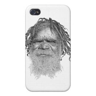 australia Aboriginal Case For iPhone 4