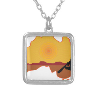 Australia Aboriginal Custom Necklace