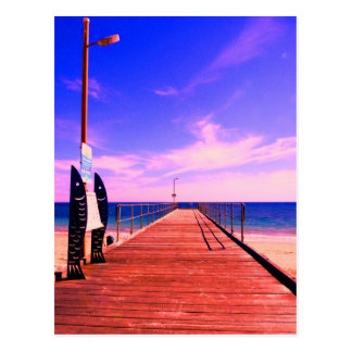 Australia - Adelaide Normanville Jetty South