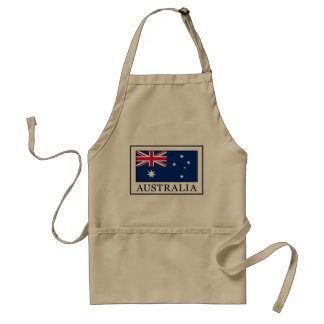 Australia Adult Apron