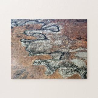 Australia' aerial landscape jigsaw puzzle