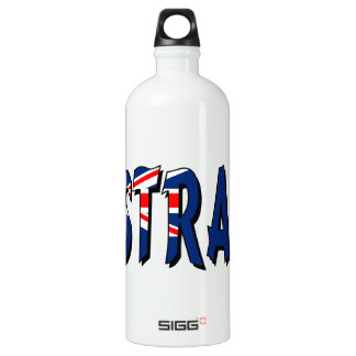 Australia Aluminum Water Bottle