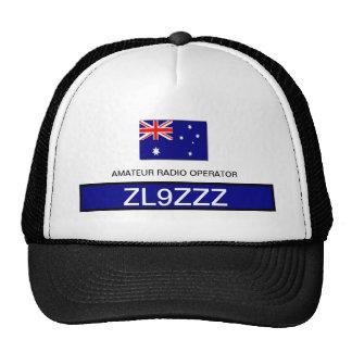 Australia Amatuer radio Cap Trucker Hat
