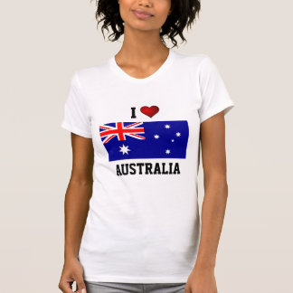 AUSTRALIA: AMO AUSTRALIA PLAYERA