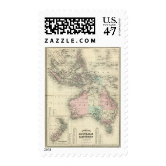 Australia and East Indies Postage
