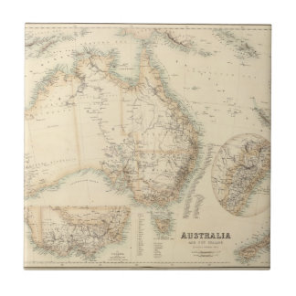 Australia and New Zealand Tile