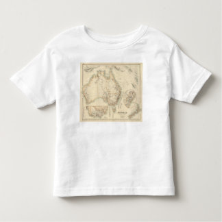 Australia and New Zealand Toddler T-shirt